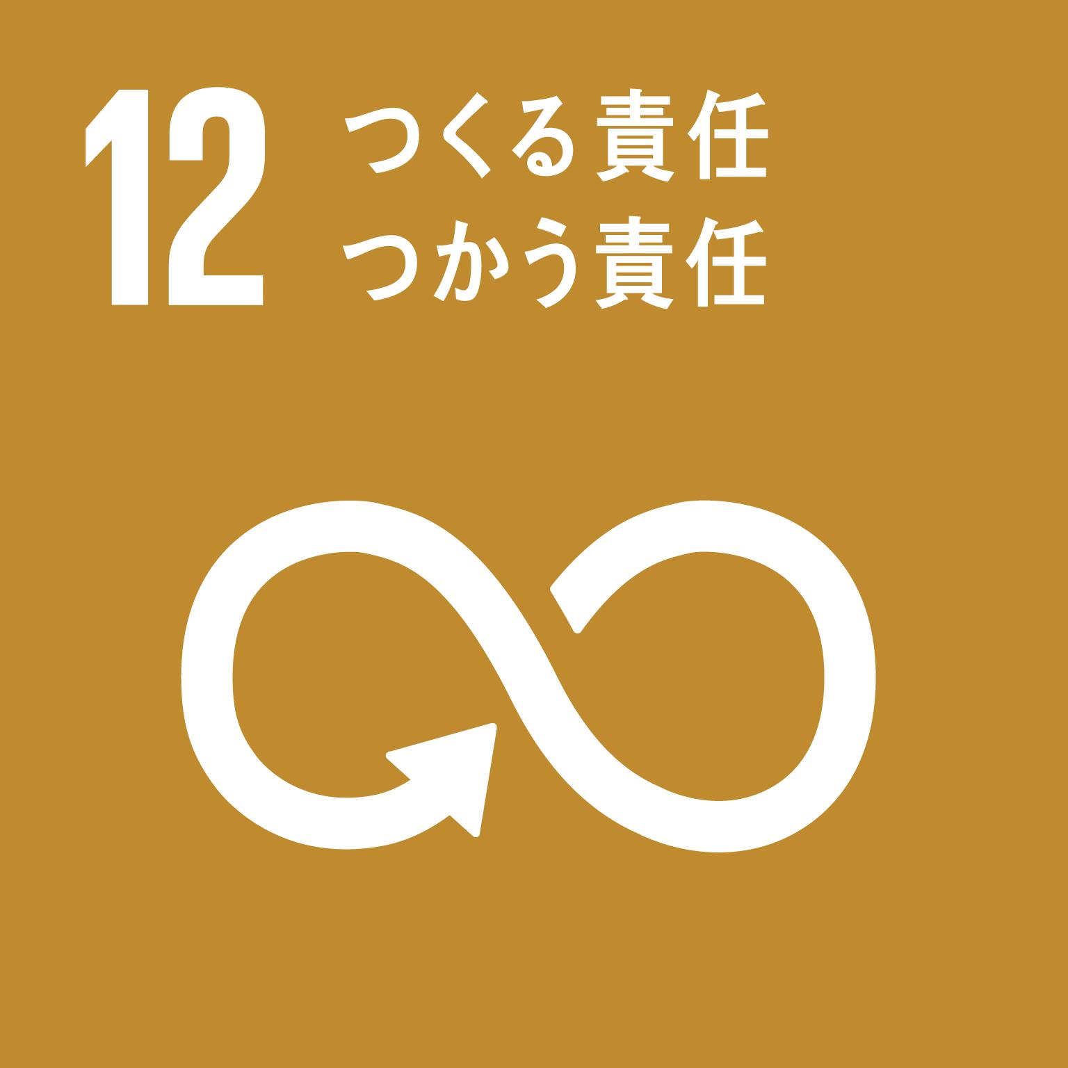 12. つくる責任つかう責任